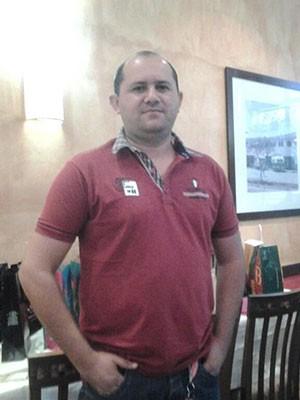 Ricardo Alexandre de Castro foi morto na noite desta terça-feira (29) (Foto: Reprodução/Facebook)