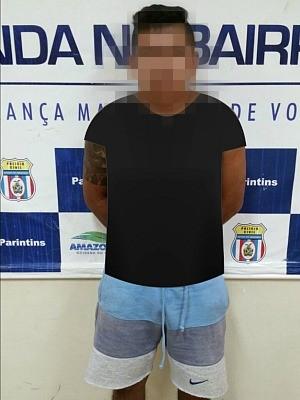 Homem de 22 anos foi acusado de estuprar adolescente de 13 anos em 2012 (Foto: Divulgação/Polícia Rodoviária Federal)