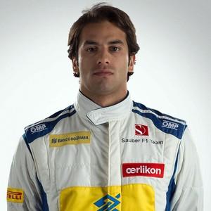Felipe Nasr Sauber F-1 (Foto: Divulgação / Site Oficial F-1)