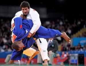roberto santos judô  jogos paralimpicos londres 2012 (Foto: Bruno de Lima/CPB)