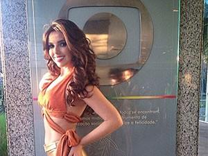 Em 2013, Ana Carolina mudou-se para o Rio de Janeiro.  (Foto: Arquivo Pessoal)