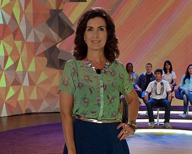 Look do dia 15/01 (Foto: Encontro com Fátima Bernardes/TV Globo)