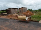 Mais de 60 famílias são retiradas de área invadida, em Ji-Paraná, RO