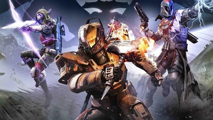 Nova expansão de Destiny tem diversas novidades (Foto: Divulgação/Bungie)