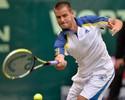 Arrasador, Youzhny derruba Gasquet e encara Federer na decisão em Halle