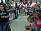 Consumidores antecipam compras no último fim de semana antes do Natal