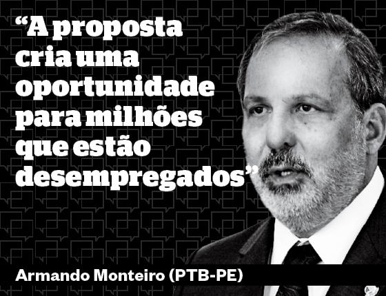 Armando Monteiro (Foto: Época)