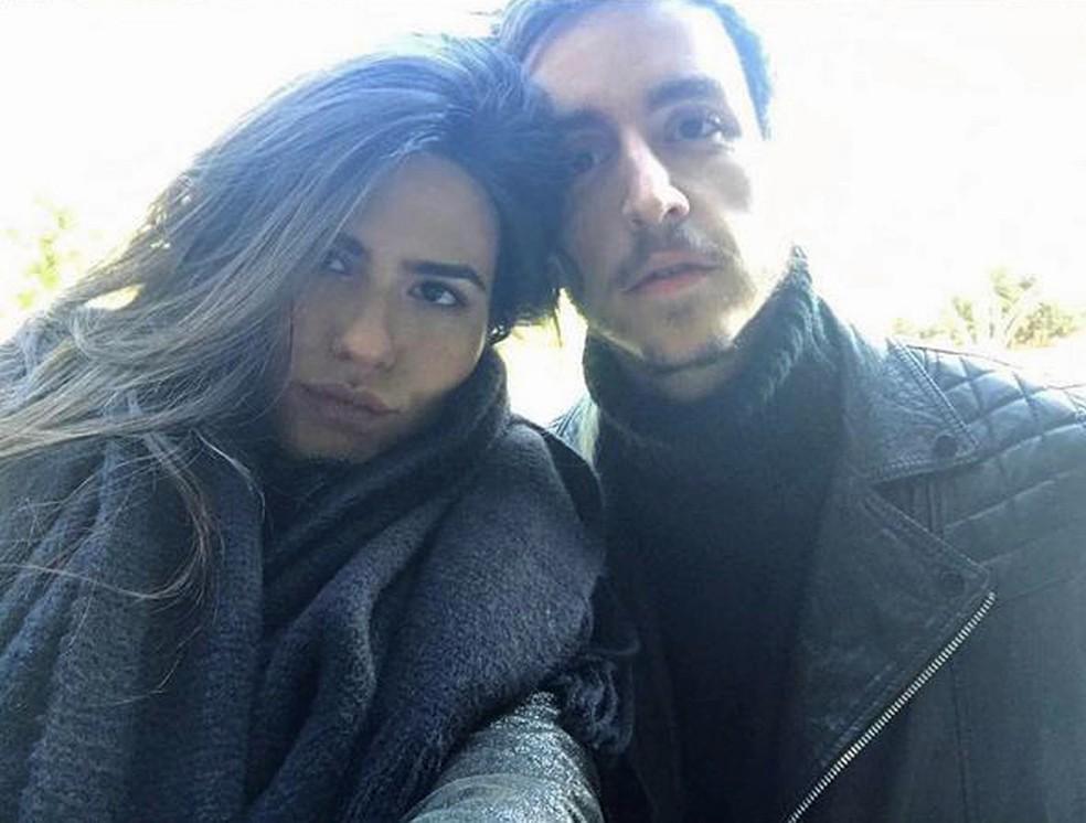 Antonia e Wagner estão juntos há 1 ano e meio (Foto: Arquivo Pessoal)