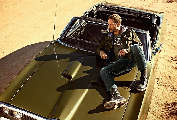 O ator Paul Walker vem ao Brasil em março para desfilar pela Colcci na edição outono/inverno 2013 da SPFW (Foto: Sebastian Kim)