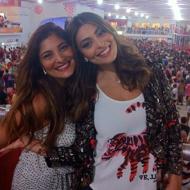 Juliana e Rosana Paes (Foto: Reprodução/Instagram)