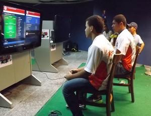 Futebol Digital - FAFDV - Videogame (Foto: Reprodução/FAFDV)