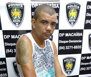 Rogério Silvestre de Araújo, que também é conhecido como Rabicó ou Bob Esponja (Foto: Divulgação/Polícia Civil)