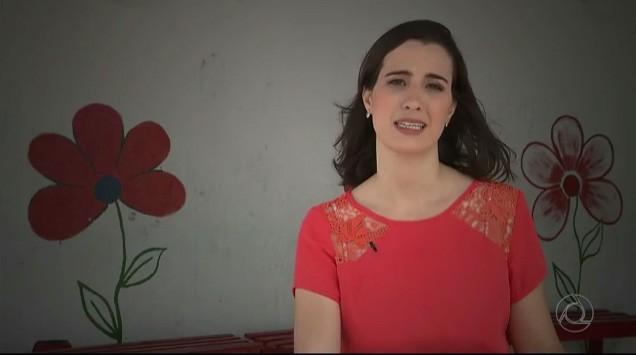 Para fazer a série, Patrícia Rocha visitou cinco casas (Foto: Reprodução)