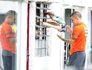 inter dalessandro treino centenário caxias (Foto: Alexandre Lops/Divulgação Inter)