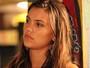 Alina admite que está sofrendo com término do namoro