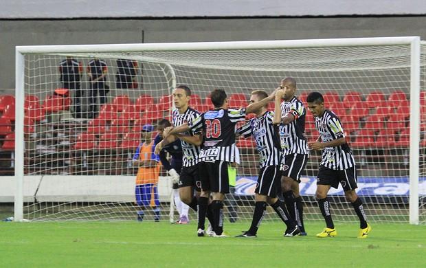 CSA x Botafogo-PB (Foto: Ailton Cruz/Gazeta de Alagoas)