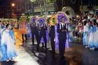 Córrego do Ouro é a campeã do carnaval (Teânia Grillo/ Arquivo Pessoal)