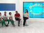Campeões de tumbling contam experiências no RJ Inter TV 1ª Edição