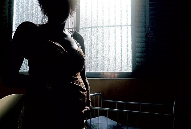 """Daniela: """"Na fissura, eu fazia de tudo. O cara pagava R$5 pelo sexo"""" (Foto: Christian Tragni )"""