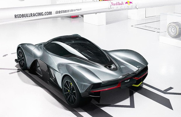 Aston Martin AM-RB 001 (Foto: Aston Martin)