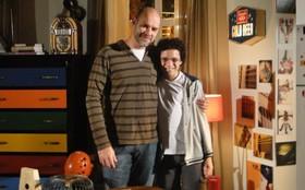 Lui e Francisco: dupla de sucesso também nos bastidores da novela