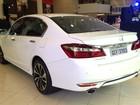Honda lança Accord reestilizado no Brasil; vendas começam em janeiro