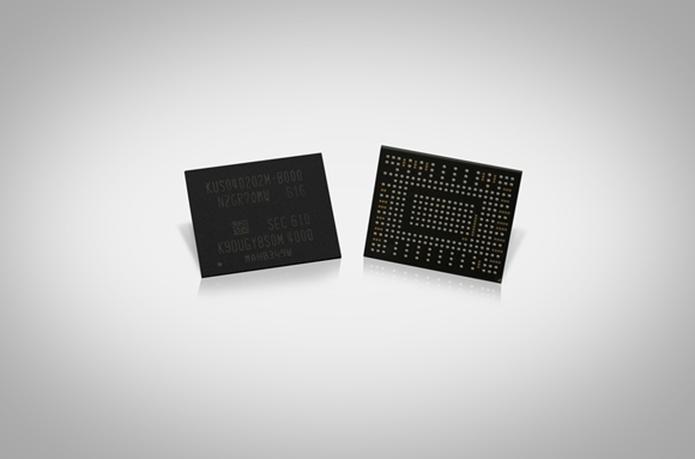 Minúsculo, o SSD da Samsung cabe na palma da mão (Foto: Divulgação/Samsung)