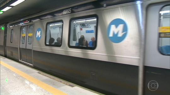 Metrô Rio elimina baldeação entre as linhas 1 e 4 a partir deste sábado