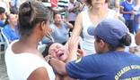 Relato de moradores sobreviventes (Márcio Fernandes/Estadão Conteúdo)