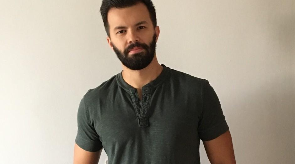 Vinícius Andrade, criador do site Vesteer (Foto: Divulgação)