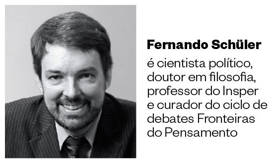 Fernando Schüler  (Foto: Época )