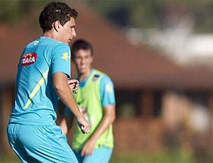 Higor, Seleção Brasileira Sub 20 (Foto: Rafael Ribeiro / CBF)