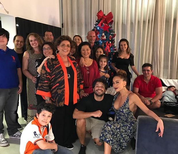 Sabrina Sato e Duda Nagle em família (Foto: Reprodução/Instagram)