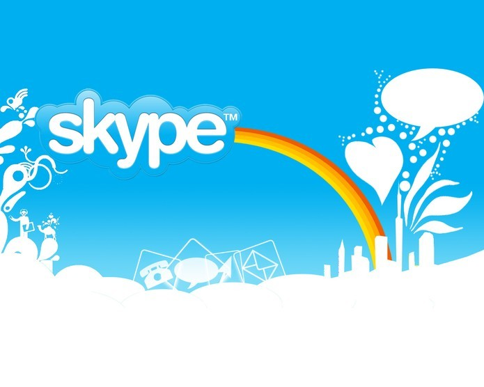 Skype passa a impedir o envio de arquivos que superem 100 MB (Foto: Divulgação/Skype)
