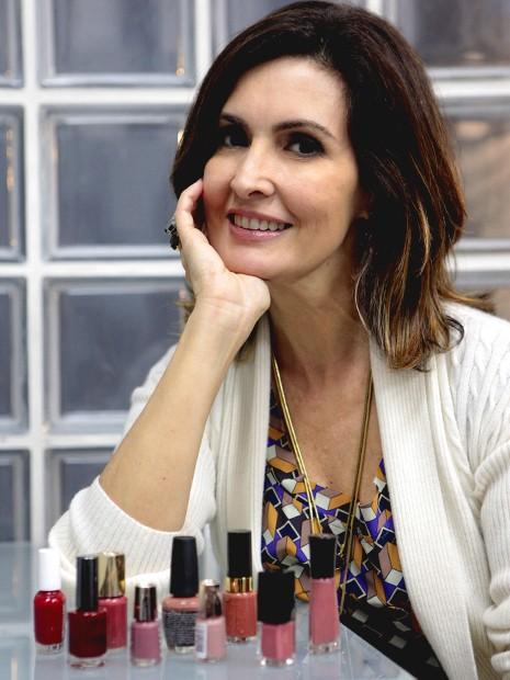 Fátima Bernardes (Foto: Divulgação/ TV Globo)