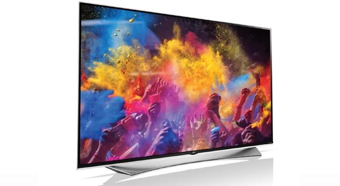 Smart TV da LG tem tela de 79 polegadas com 3D e 4K (Foto: Divulgação/LG)