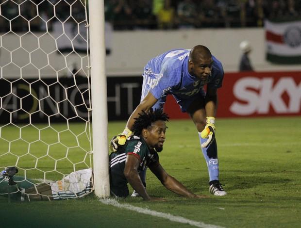 Jailson e Zé Roberto, Palmeiras x Cruzeiro
