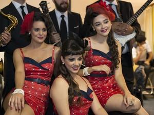 Charme Retrô Bandas Explicam Inspiração Para Estilo Vintage