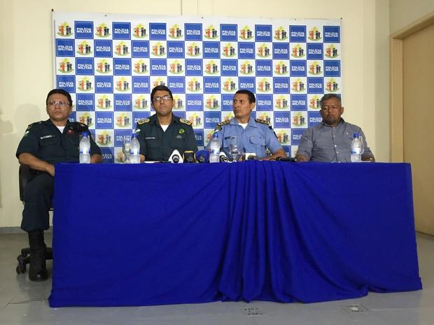 Força tarefa foi anunciada nesta quarta-feira (Foto: Inaê Brandão/G1 RR)
