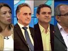 Entrevistas com candidatos à Prefeitura de João Pessoa; veja