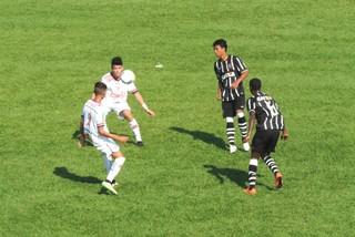 Penapolense x Corinthians, Penapolense, CAP, Corinthians, Paulista, sub-20 (Foto: Sérgio Pais)