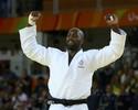 Teddy Riner será porta-bandeira da França no encerramento; veja lista