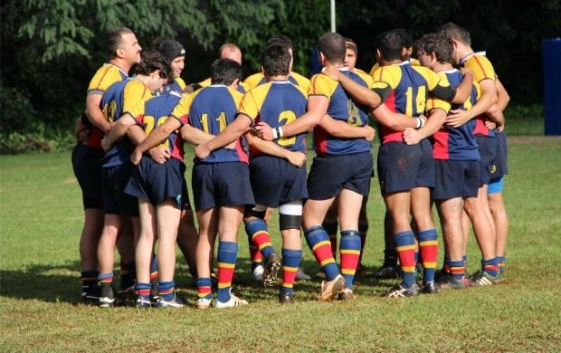 Marrucos, time de rugby de Campo Grande (Foto: Divulgação/Marrucos)