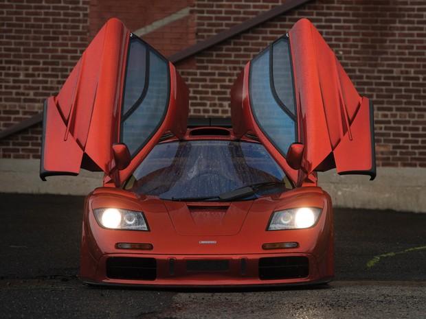 1998 McLaren F1 The Road Going LM (Foto: Patrick Ernzen/RM Sotheby's)
