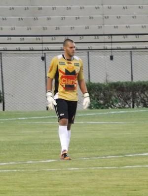 Deola, goleiro do Atlético Sorocaba (Foto: Emílio Botta)