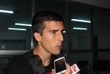 """Samuel desabafa após eliminação do CSA: """"A culpa é nossa, dos jogadores"""""""