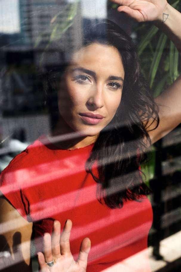 Giselle Itié fotografada no Radisson Blu, em São Paulo (Foto: Ítalo Gaspar)