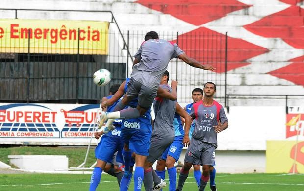 santa cruz chã grande jogo-treino (Foto: Aldo Carneiro / Pernambuco Press)