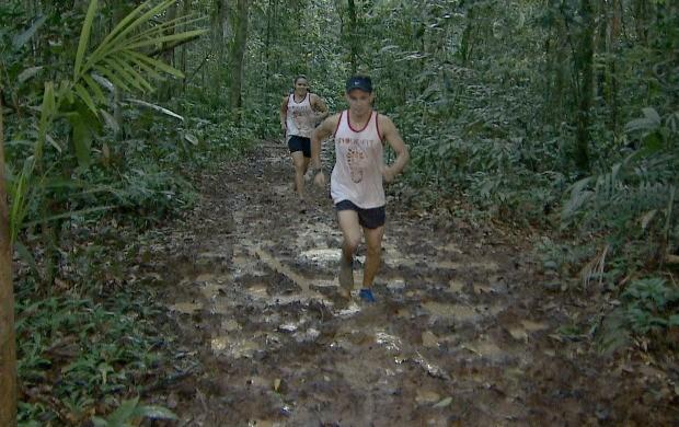 'Corrida da Trilha' acontece em Porto Velho (Foto: Bom Dia Amazônia)