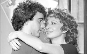 André Cajarana (Tony Ramos) e  Ana Preta (Gloria Menezes)